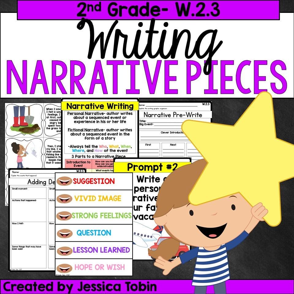 medium resolution of Teaching Narrative Writing Tips and Activities - Elementary Nest