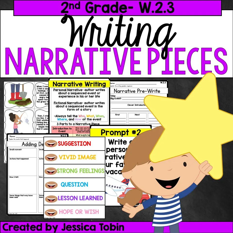 hight resolution of Teaching Narrative Writing Tips and Activities - Elementary Nest