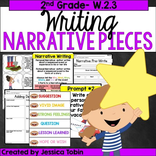 small resolution of Teaching Narrative Writing Tips and Activities - Elementary Nest