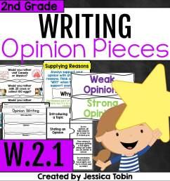 W.2.1- Opinion Writing 2nd Grade - Elementary Nest [ 960 x 960 Pixel ]