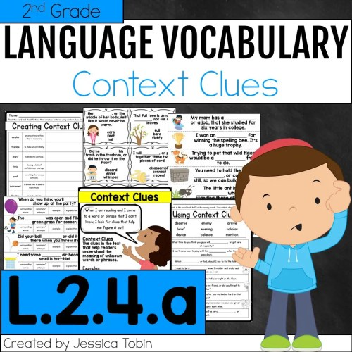 small resolution of L.2.4.a- Context Clues - Elementary Nest