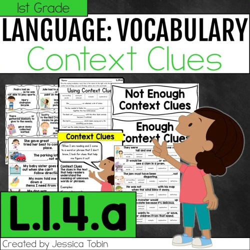small resolution of L.1.4.a- Context Clues - Elementary Nest