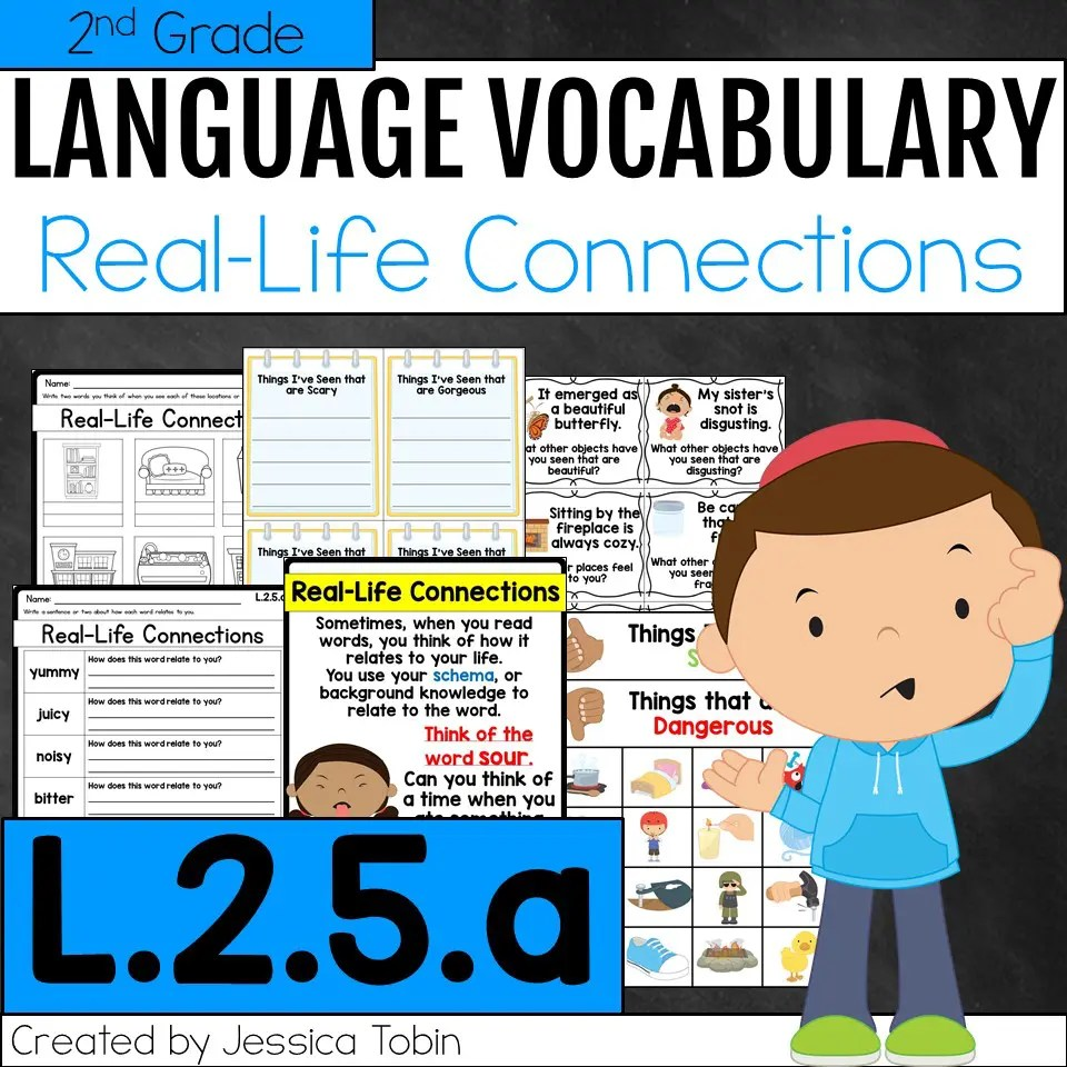hight resolution of L.2.5.a- Real Life Connections - Elementary Nest