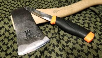 Should You Baton Your Knife? (Pros & Cons) | Element Bushcraft