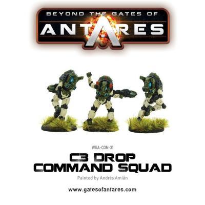 C3 Drop Command Squad