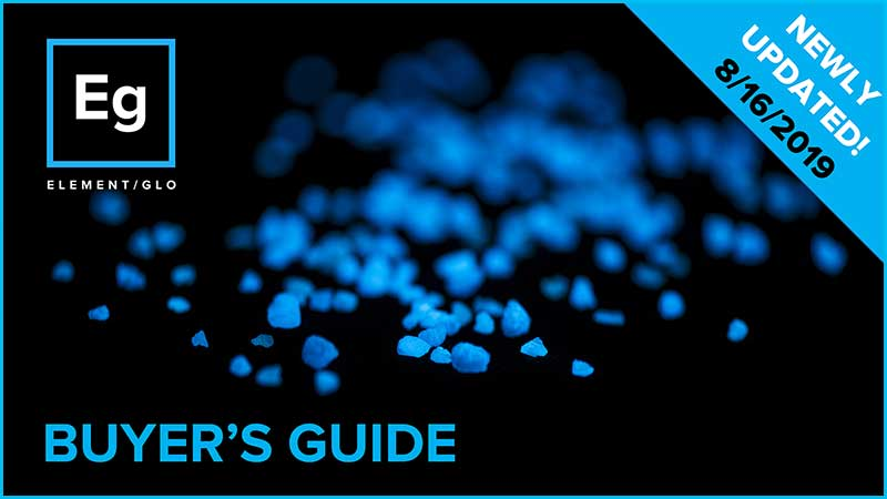 Glow Aggregate Buyer's Guide
