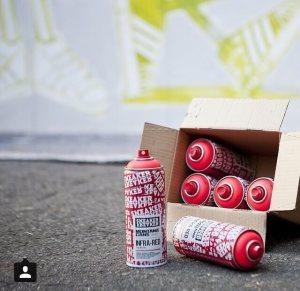 estudo de caso overstanded branding design de marca spray can