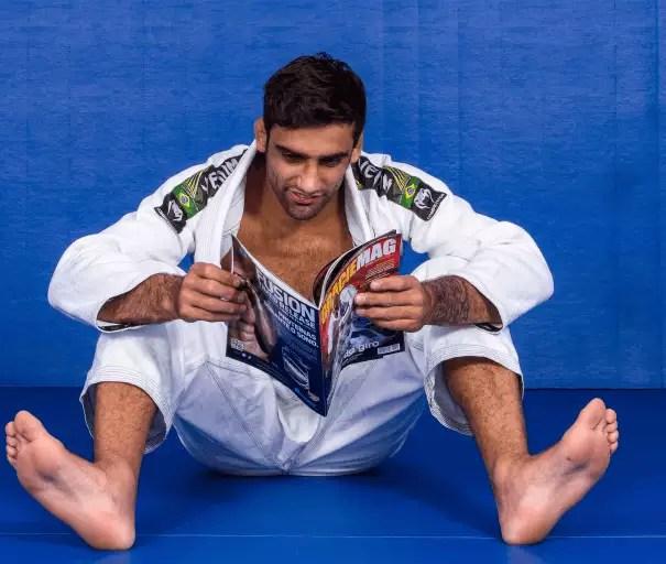 Uma lista de lutadores de Jiu-jitsu brasileiro que você precisa seguir (para melhorar o seu jogo) 9