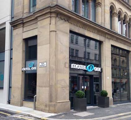 Elements Europe Manufactures For Motel One Elements