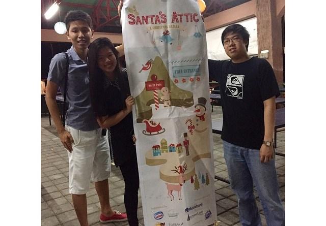First Santa's Attic