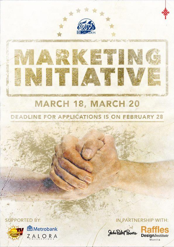 Marketing Executive 2016