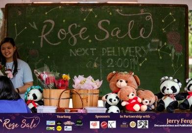 Sky Full of Stars: Ateneo Celadon Rose Sale 2019