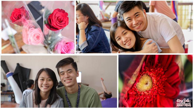 Blooming Attachments: Ateneo Celadon Rose Sale 2019