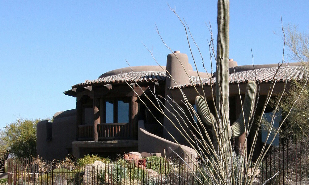 Homes for sale with a guest house in legend trail homes for Scottsdale homes for sale with guest house