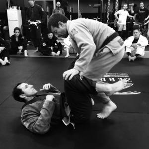 EJJ Leg lock set up