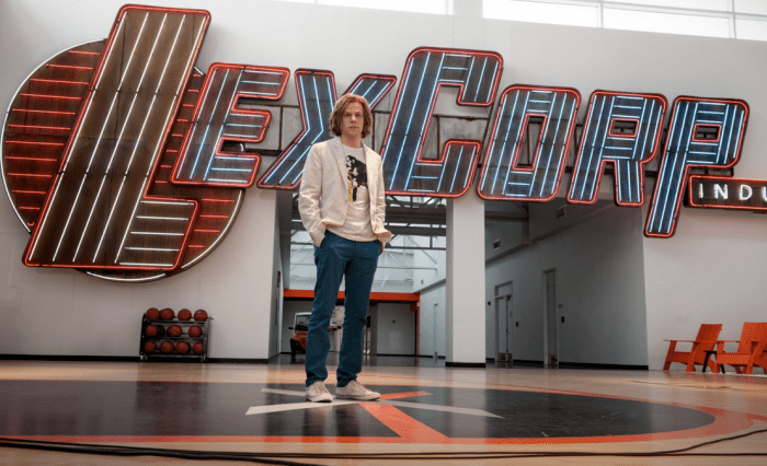 Lex at LexCorp