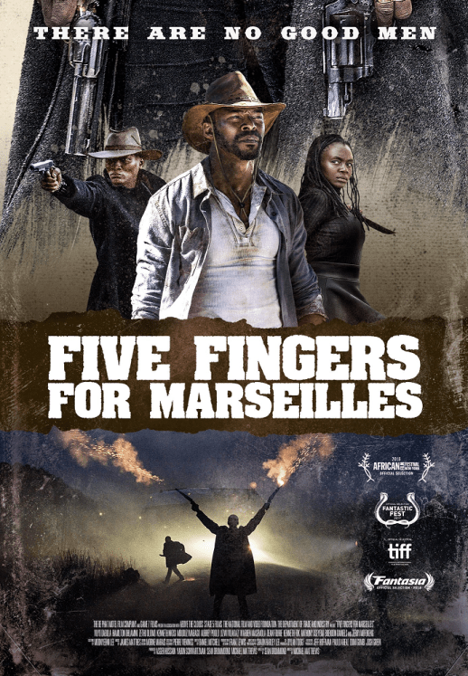 5Fingers poster