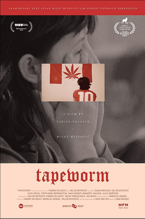 Tapeworm Poster