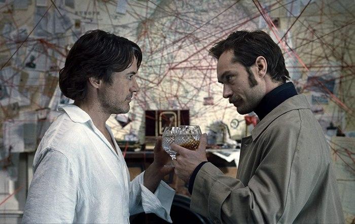 Sherlock Holmes - aGoS