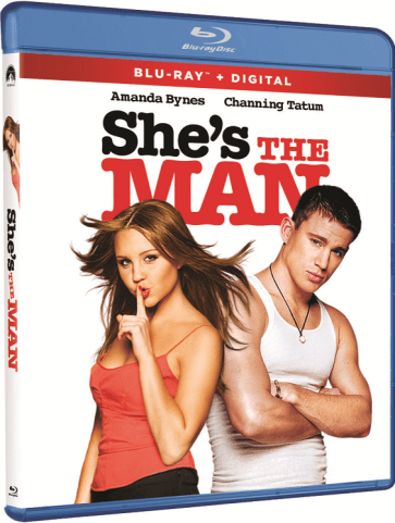 She's The Man Bluray