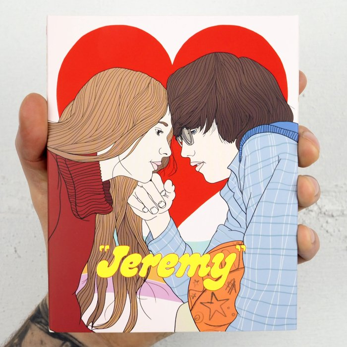 Jeremy cover art