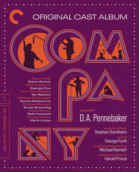 Original Cast Album Company poster