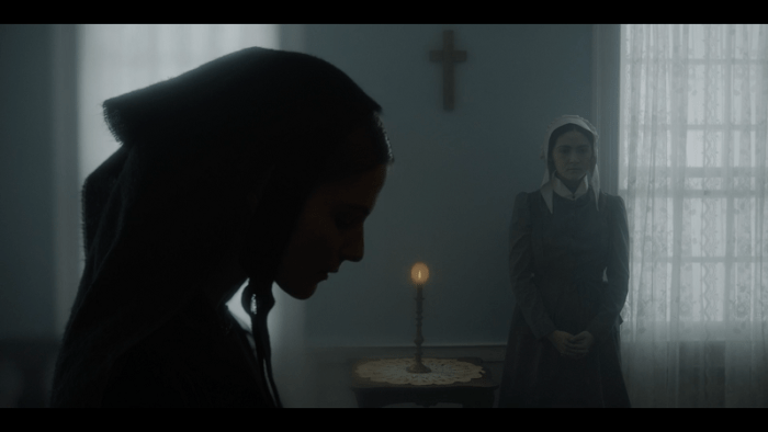 The Last Thing Mary Saw - Mary still 13