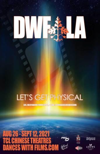 Dances With Films Festival 2021-Poster