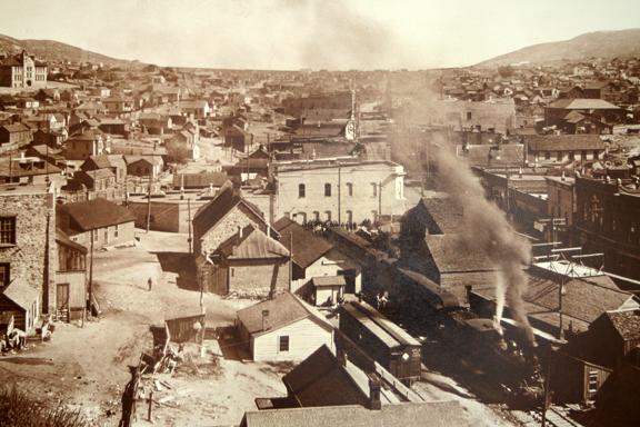 Eureka, Utah c. 1925