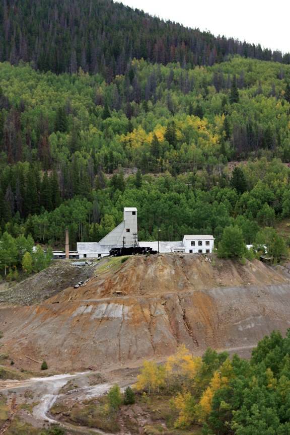 Mining along CO-24