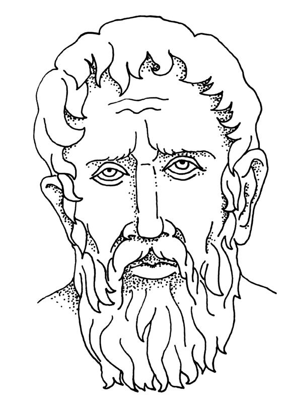 Zeno drawing
