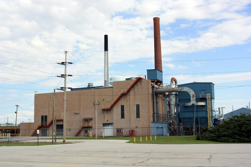 Elmore Ohio plant