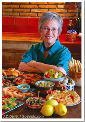 Journalist and Cookbook Author Janet Mendel