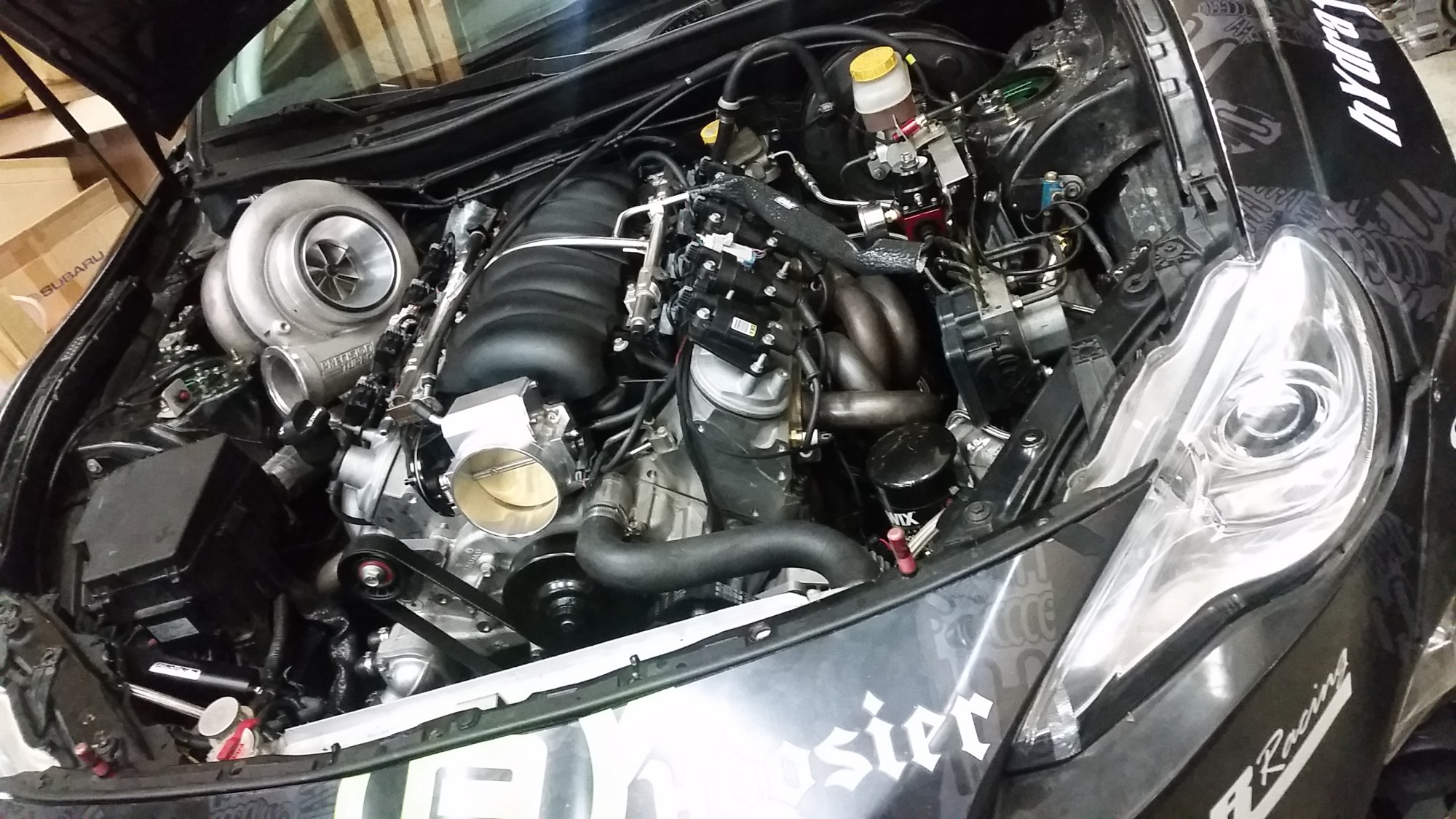 hight resolution of we ve been racing and setting records since 2012 using this engine management solution and now we ve adapted it for your monster 86 v8 conversion