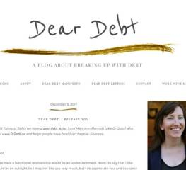 Follow Friday – Dear Debt