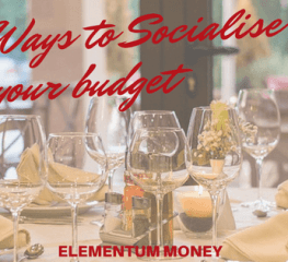 6 Tips to Socialise in Your Budget
