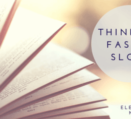 Book Club – Thinking Fast and Slow