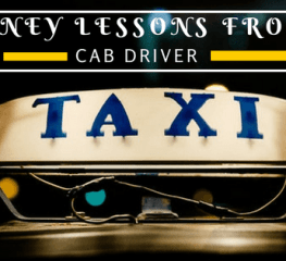 9 Money Lessons from a Cab Driver