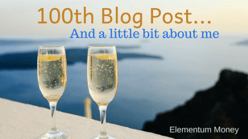 100th blog post and a little bit about me