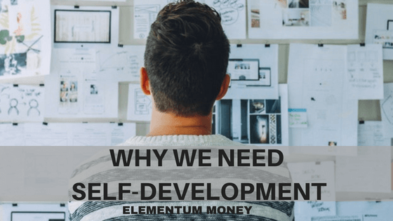 Why We Need Self Development