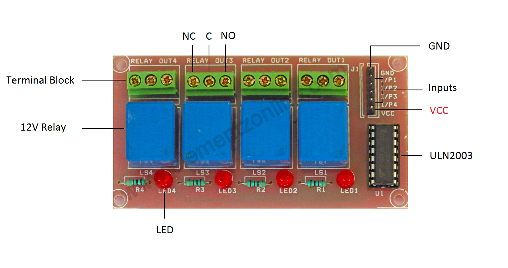hight resolution of wiring a relay board 19 1 nuerasolar co u2022interfacing relay boards to arduino random codes