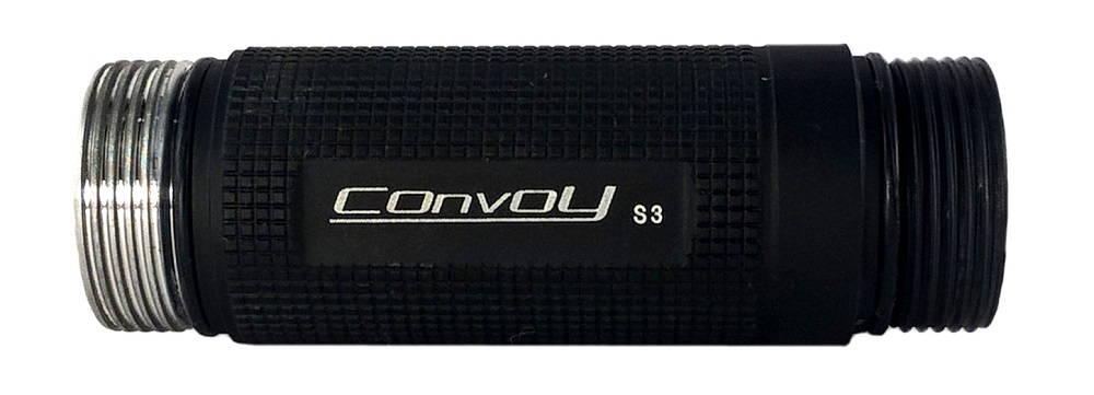Convoy S3 test