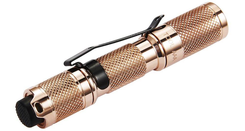 Lumintop Copper Tool