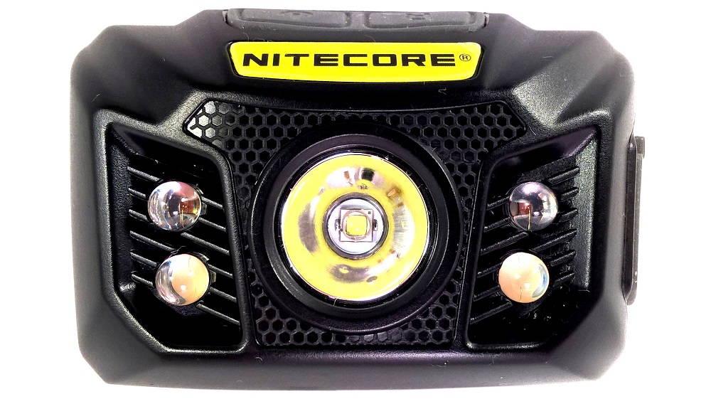 Nitecore NU30 LED-ek