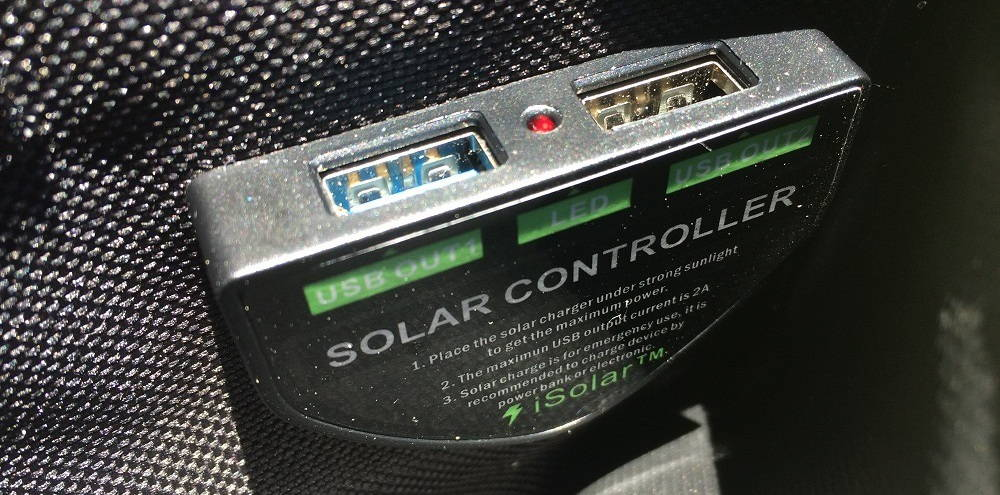 AllPowers napelem kontroller