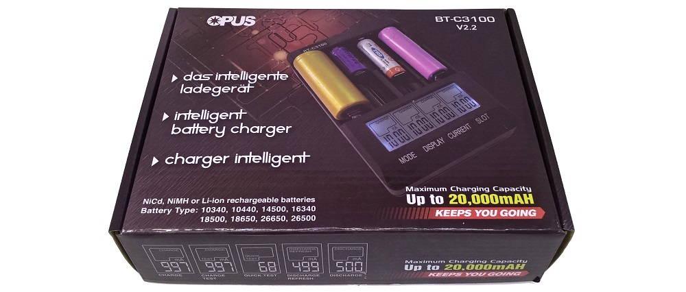 OPUS BT-C3100 doboza