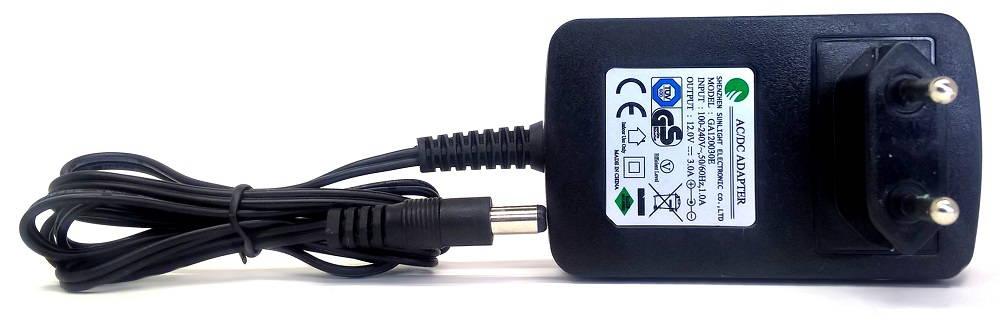 XTAR VP4 PLUS DRAGON fali adapter