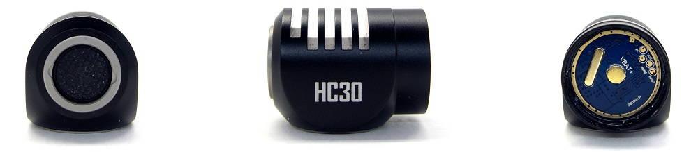 Nitecore HC30 feje