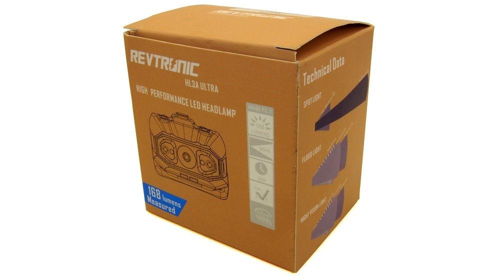 Revtronic HL3A ULTRA doboza