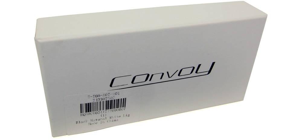 Convoy S9 doboza